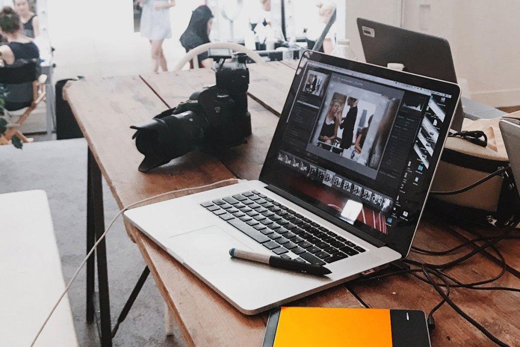 Branding Photography Editing