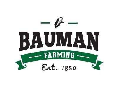 Bauman Farming Pontiac, IL Logo