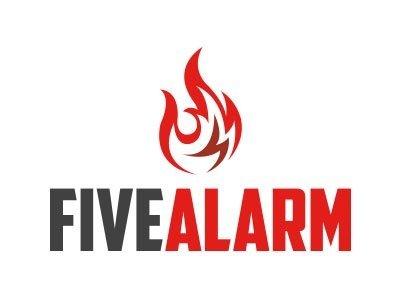 Five Alarm CrossFit Bloomington, IL Logo