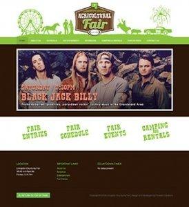 Livingston County Ag Fair Website