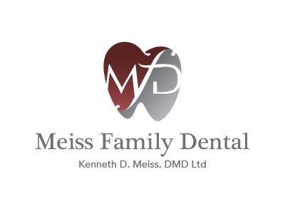Meiss Family Dental Peoria, IL Logo