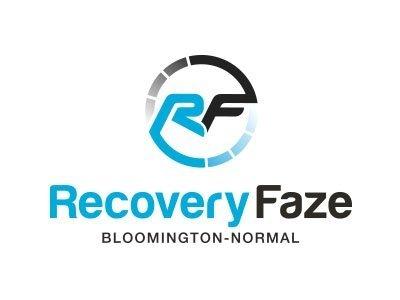 Recovery Faze Bloomington, IL Logo